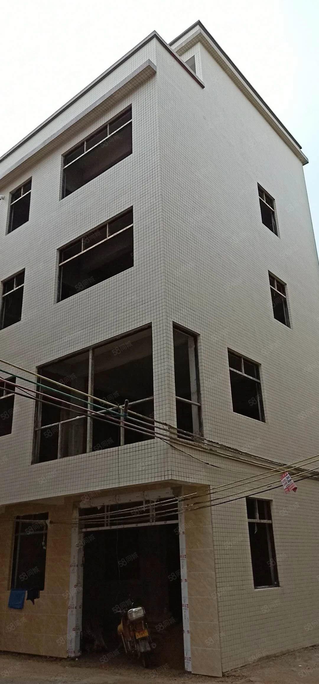 抢!阳东.体育馆全新毛坯私宅规格:7x8米双门面四层半靓野