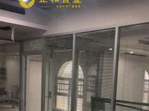 明发广场精装修大套写字楼200平方配备齐全适合办公停车方便