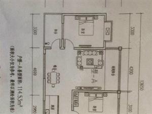 上顿渡建安大厦3室2厅1卫南北通风阳光好诚售!