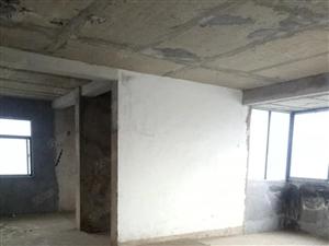新佳园工贸新区蓉瑾家园毛坯141平4房户型方正