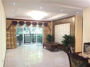新区精装4房带60平米花园送全部家具户型方正采光好