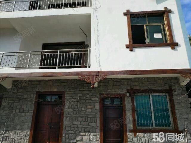 道真�h�f城�5室2�d老街自己建的房子