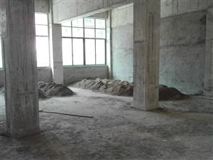 南区城南完小斜对面2楼毛坯138平米整体框架长期出租!
