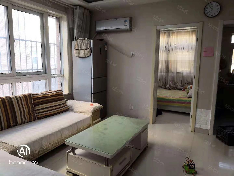 宏基花园1楼带院110平三居室家具家电齐全月租仅1500元