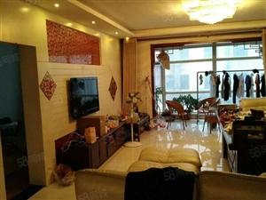 开发区银苑小区3楼豪华装修带家具家电172平米