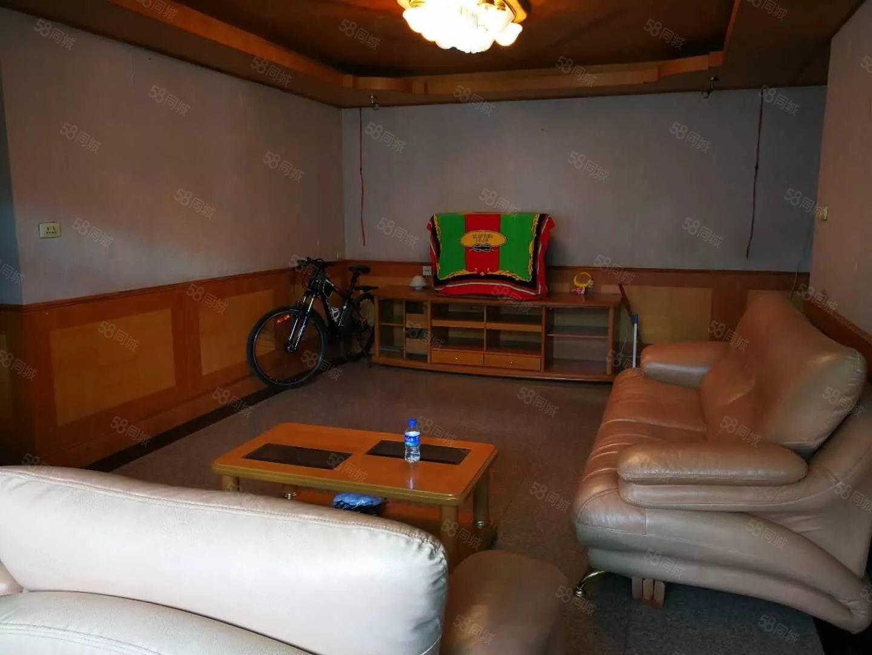 烟厂生活区3室2厅1卫带部分家具家电