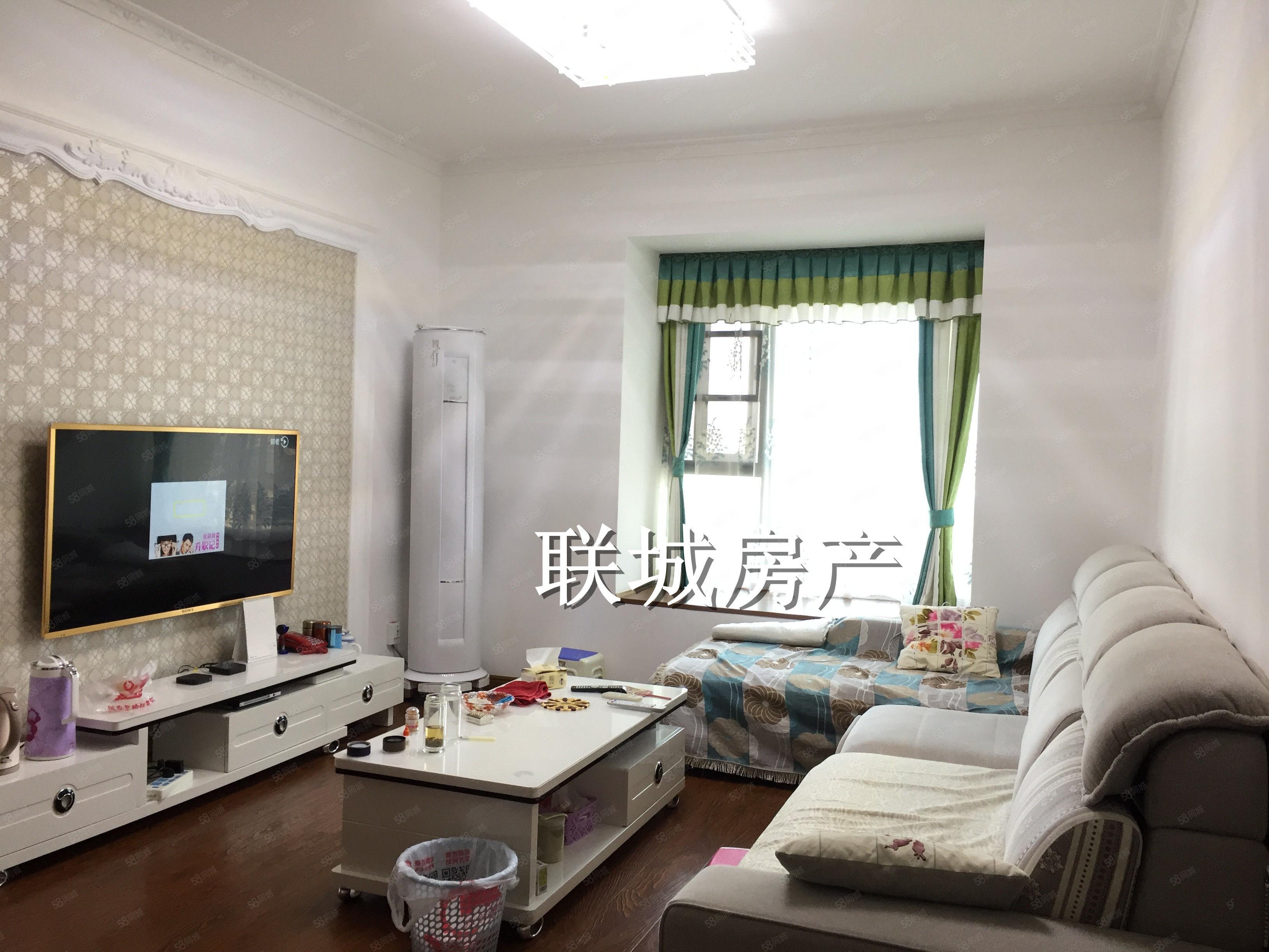 全新半年装修房源真实杨柳河边高档电梯新房格澜威尔精致套三