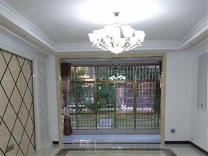 现代小区电梯房带空中花园