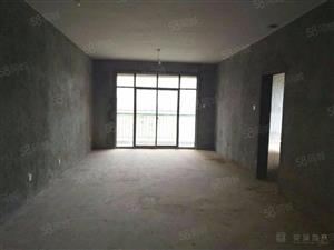 州医院新区旁雍和居6楼毛坯131平落地窗户型急售46万