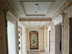 祥和名邸电梯房6楼,138平,精装修,带向阳车库,86万