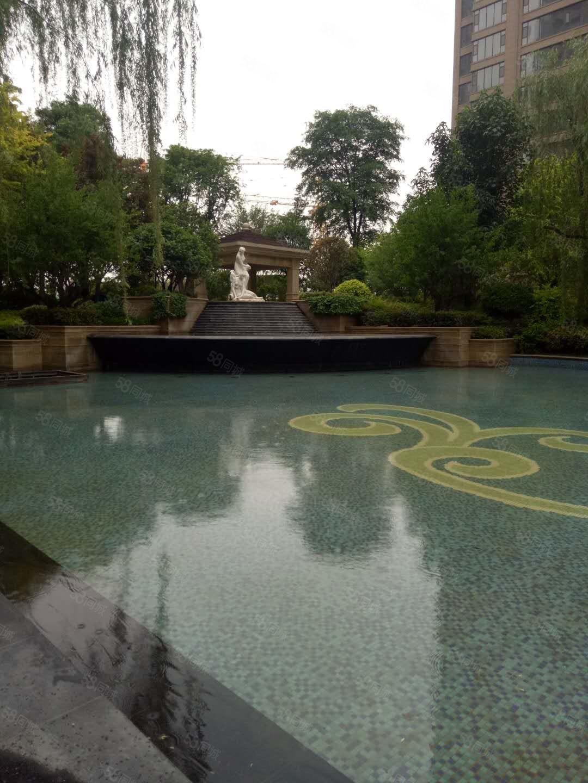 一号桥北高端社区临湖(外滩一号)四室带花园带院子复式