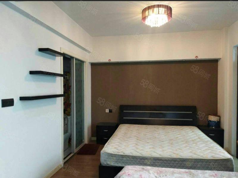 泰山新兴园长城路万达宝盛附近拎包入住两室家具家电齐全