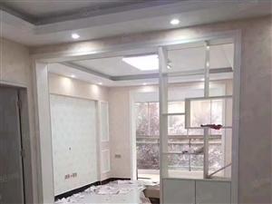 长龙中央公园精装2房客厅正出阳台主卧客卧都朝南少有户型