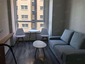 公园一号惠公寓精装大套一48平58万可贷款随时看房