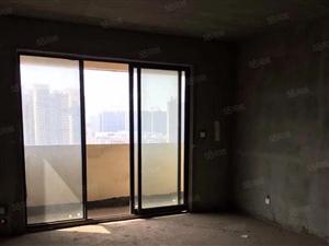 卫东荣邦花园3室102平米有暖气现房毛坯随时装修房