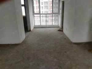 北城金信融城120平方毛坯3室小高层无遮挡