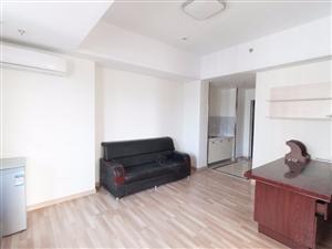 万达公寓2室1厅精装修拎包入住做工作室俏皮住更舒服