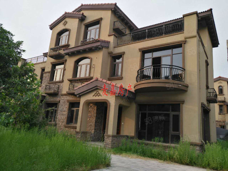 碧桂园别墅高端楼盘生活一站式园林设计有游泳池