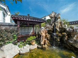 中式徽派园林别墅(翰林院)还原属于你的小桥流水的生活