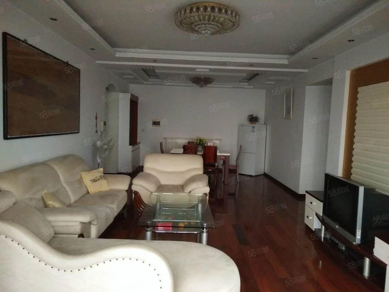 前进中路三室二厅二卫精装修带家具家电拎包入住