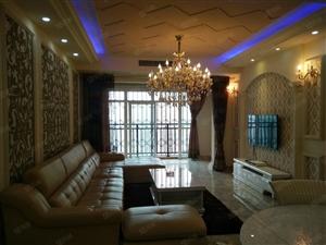 南湖国际社区3室2厅双卫出租,豪华装修家具电器齐全看房方便