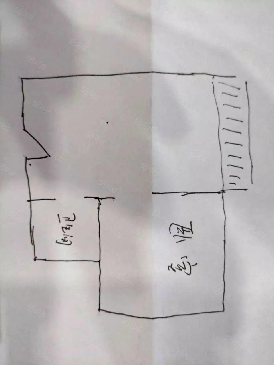 出售高新区锦绣苑标准一室一厅现房有房本随时过户