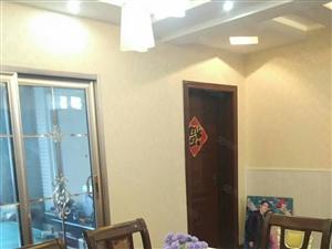 水韵新城电梯12楼140平精装四房家电家具齐全两个阳台