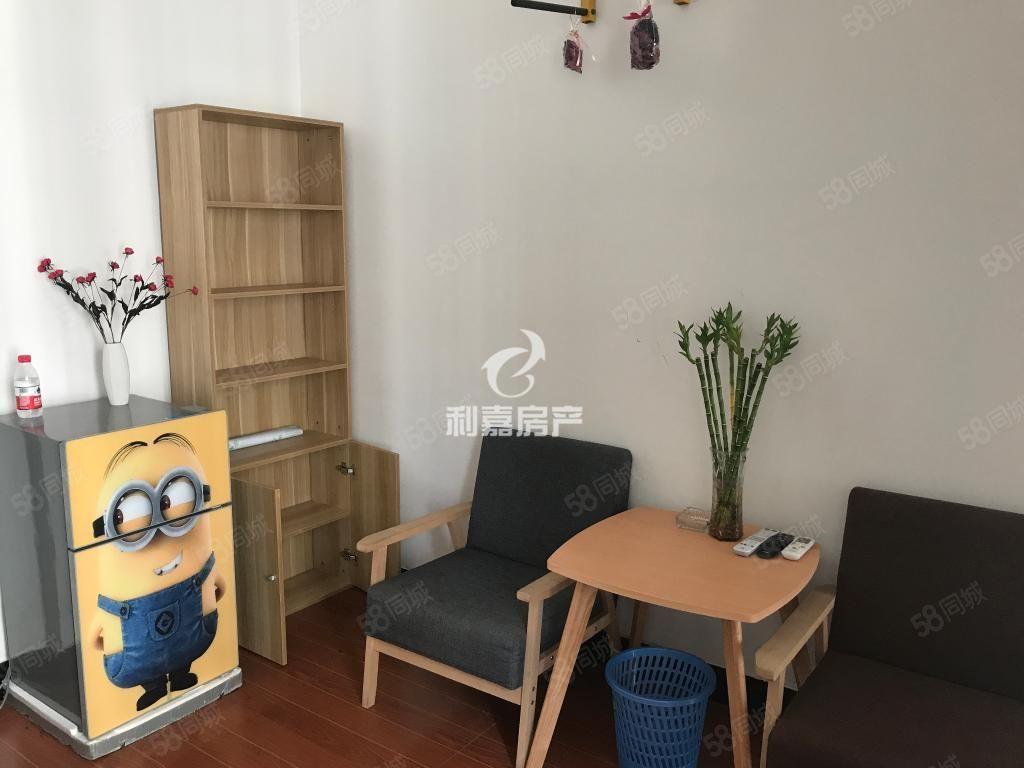 万达华城市中心位置精装单公寓有效出租