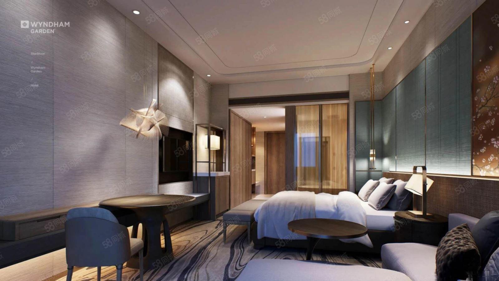 抚仙湖畔广龙小镇度假投资精装修公寓可托管可自住