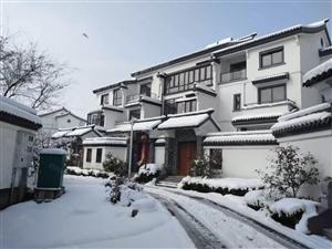 中式园林别墅首付70万拥有百年学府《翰林院》私家院落400平