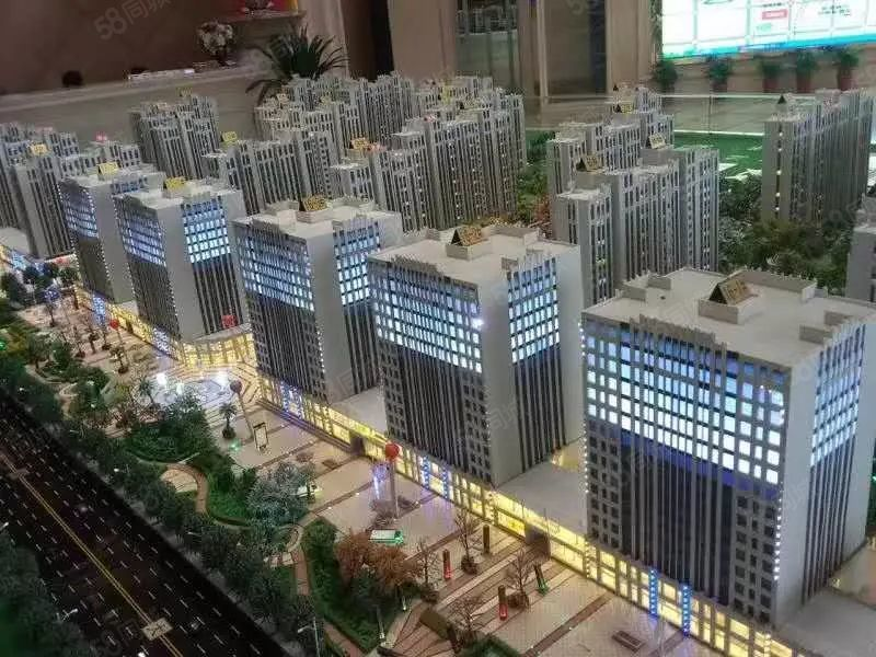 航空城南港区公寓、4800每平、和昌盛世承办旁边、不限购