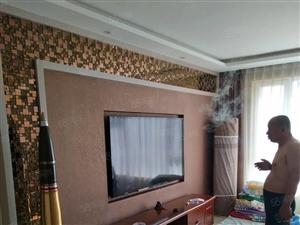 鹤林苑南北通透,现代格局,电梯房,地热,嗷嗷好的房子,来吧