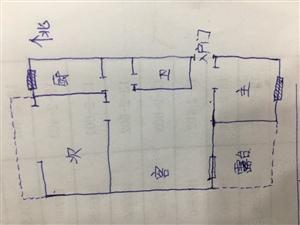 明月豪苑送仓房赠10平露台简装可过户接受贷款