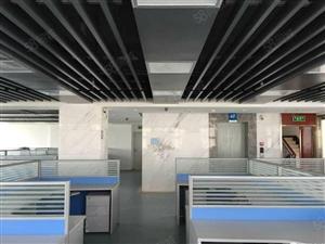 高新区总部企业基地整层商铺有部分办公家具
