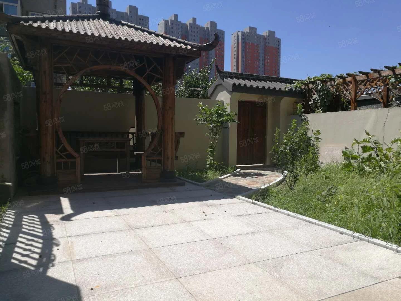 中融国际1越2带小院豪华装修280平米