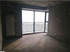沁水新城大四室毛坯南北通透楼王位置好房出售