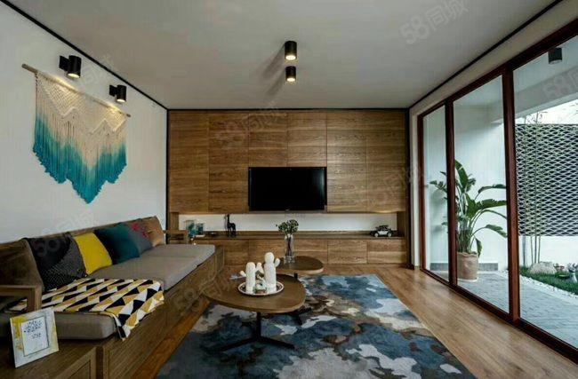 首付24万一梯两户南北花园洋房小户型123平三室