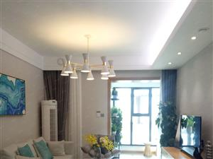 滨河国际新城富含负离子,98平精装三房临蝶湖高层景观房