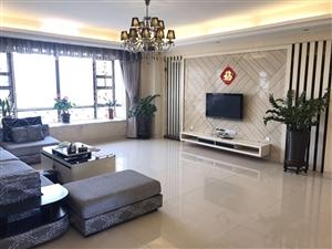 天利仁和旁永大星城豪装4+1房出租且带5个卫生间中央空
