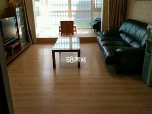香江城精装三室两厅家具家电3室2厅1卫