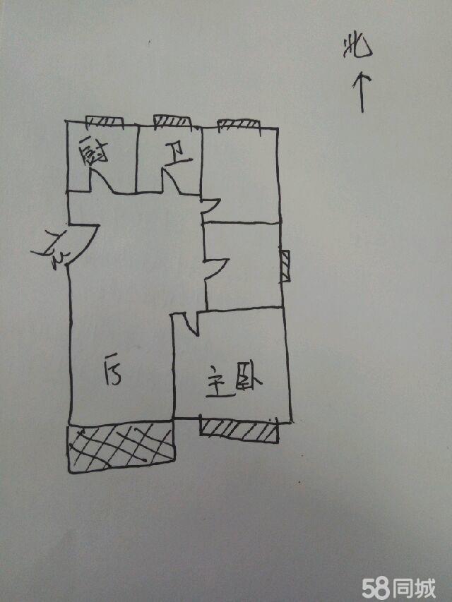 台前县丽都花园3室2厅1卫带车库