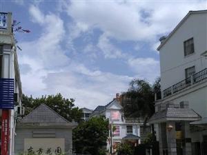 东方花园经典3房,俯视汀江,跳望紫金公园