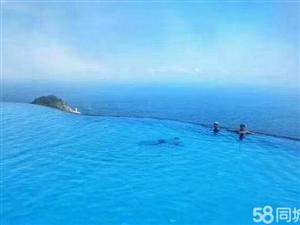 保利一线海景房海陵岛,不限购、贷恒温宜居地理位置优越