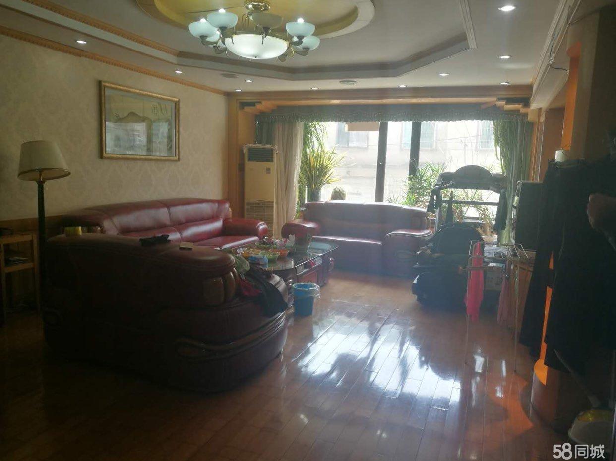 永寿小区一楼200平多层有露台带车库地下室