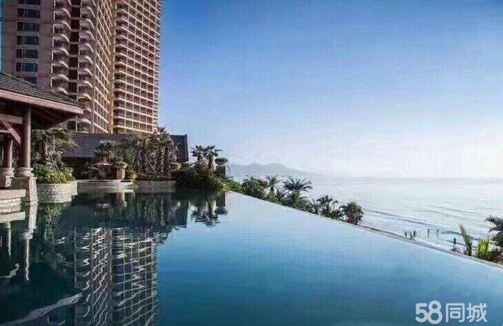 金融街海公园一房一厅,180℃海景,业主急售