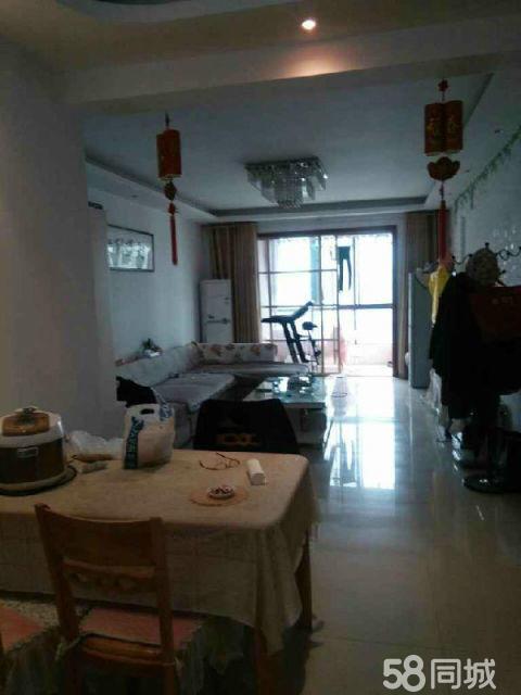永城城市花园3室2厅120平米中等装修押一付三