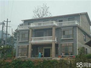 别墅出售安化株溪口电站下首1500米整栋共3层约580