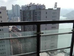 安化中医院旁嘉和小区1室1厅46平米精装修年付