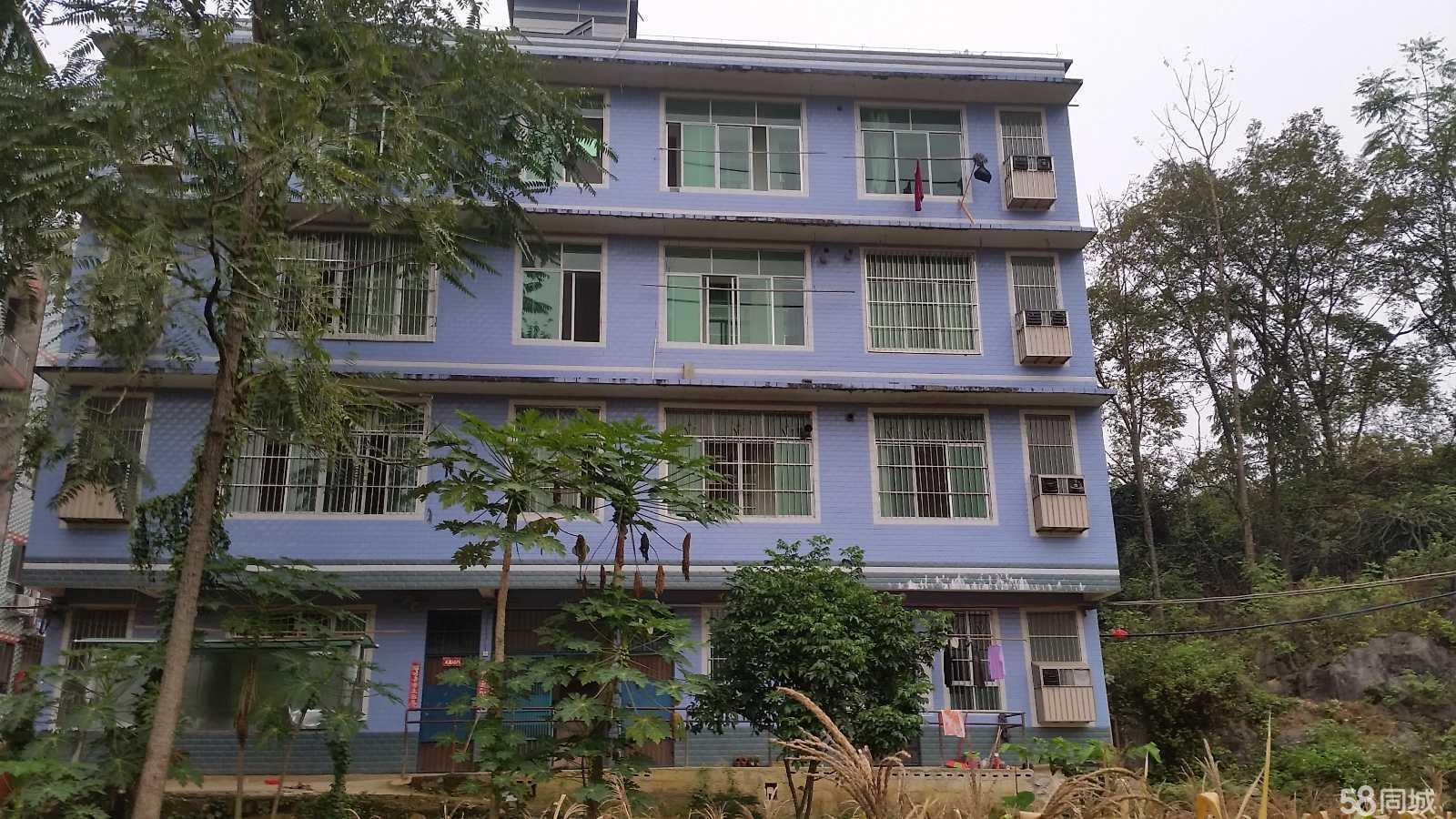 巴马坡月小学旁1室1厅1卫52平米