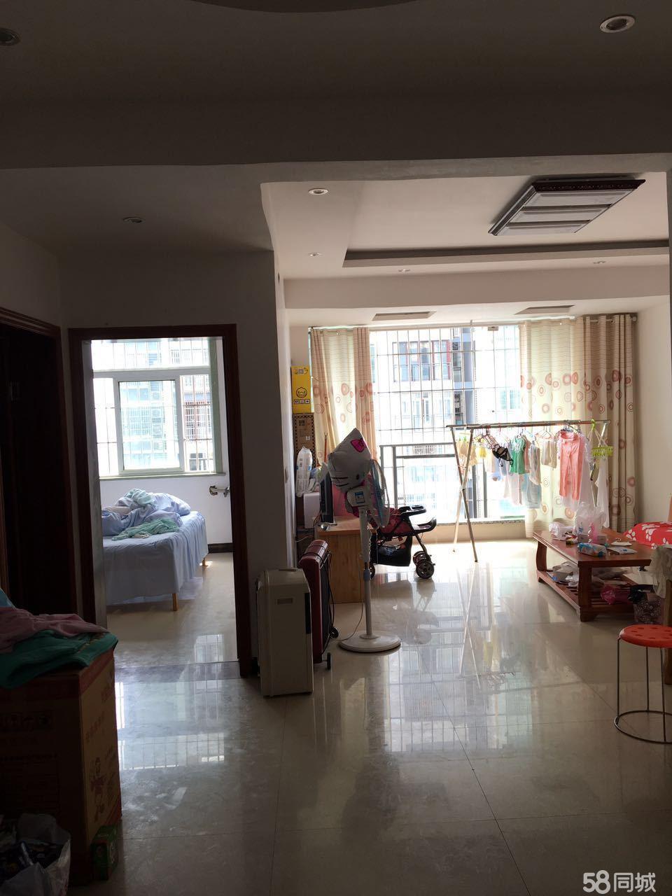 泸县万福银座2室2厅1卫75�O